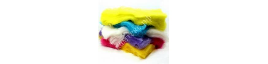 Купить шерсть для валяния Камтекс Кардочес mini