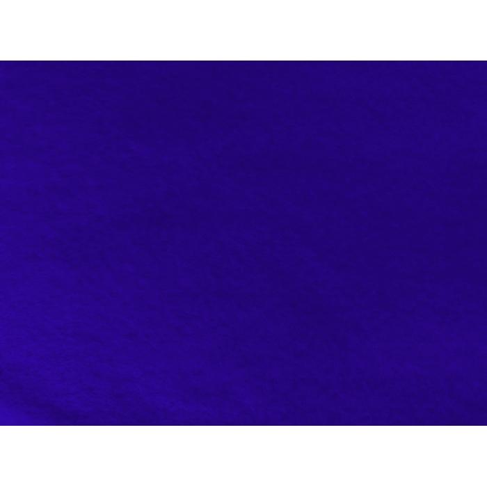 Фетр листовой жесткий 2мм 20х30см арт.КЛ.26939 100% ПЭ уп.2 шт цв.синий