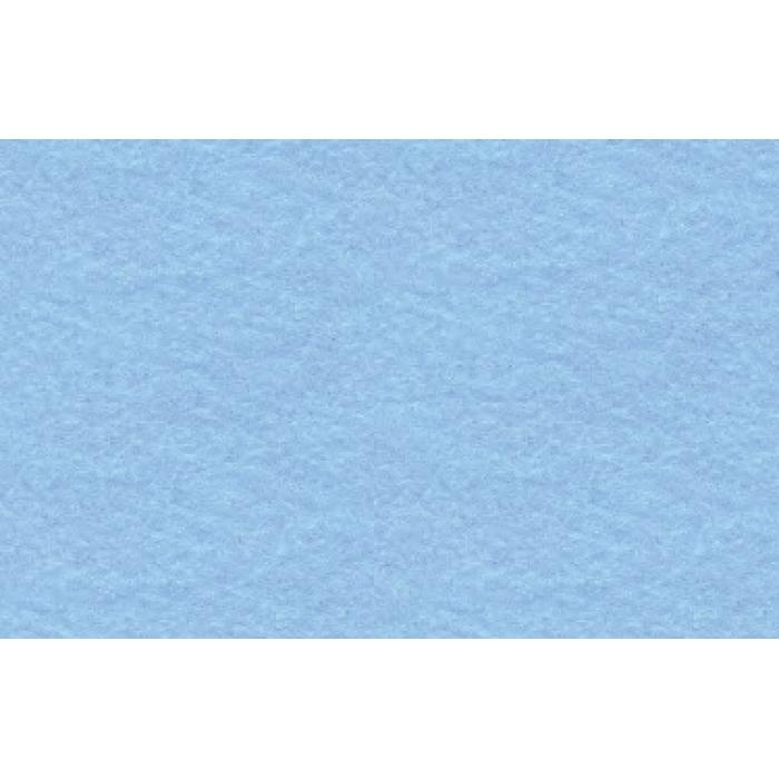 Фетр листовой жесткий 3мм 20х30см арт.КЛ.26973 100% ПЭ уп.2 шт цв.голубой