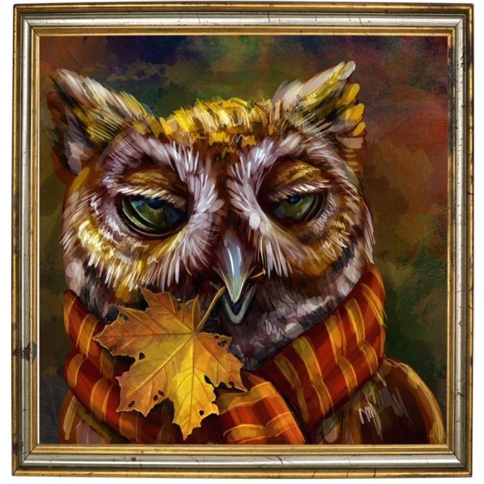 Набор Колор Кит мозаичная картина арт.КК.404001 Пижон 40х40