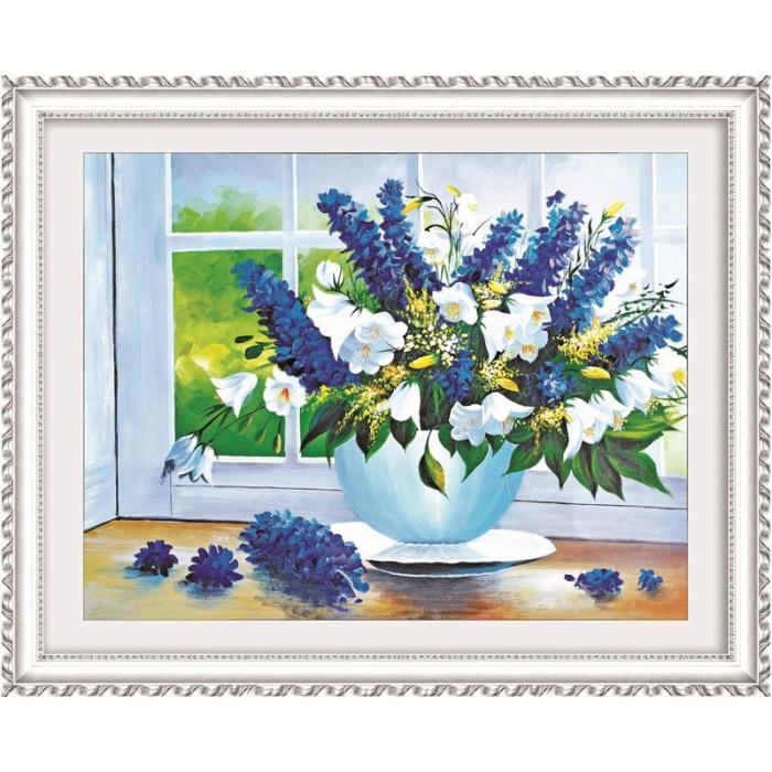 Набор Колор Кит мозаичная картина арт.КК.80361 Майский букет 67х51