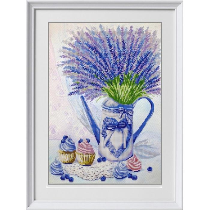 Рисунок на ткани (Бисер) КОНЁК арт. 1253 Прованский десерт 29х39 см