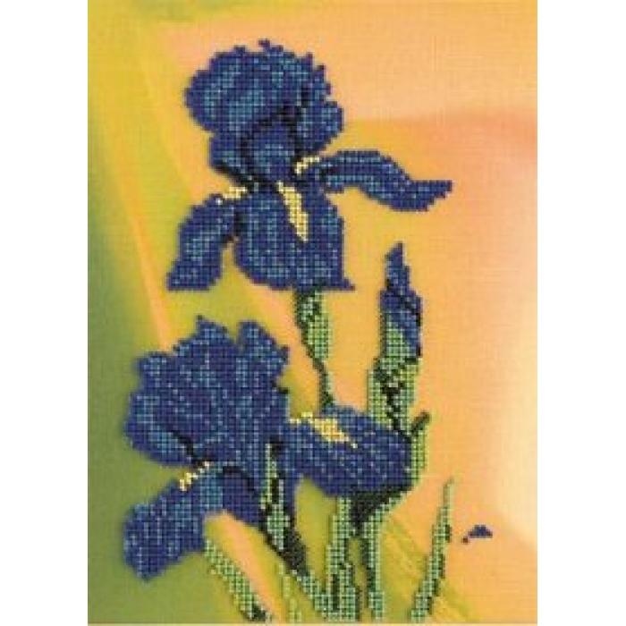 Набор для вышивания бисером КРОШЕ арт. В-212 Вдохновение 17x23 см