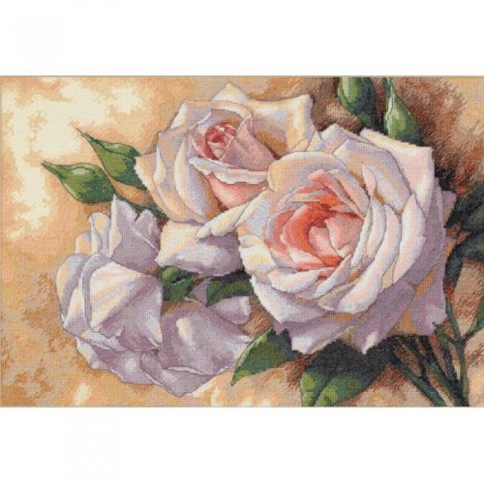 """Набор для вышивания Classic Design арт.4352 """"Розы"""" 41х28 см"""