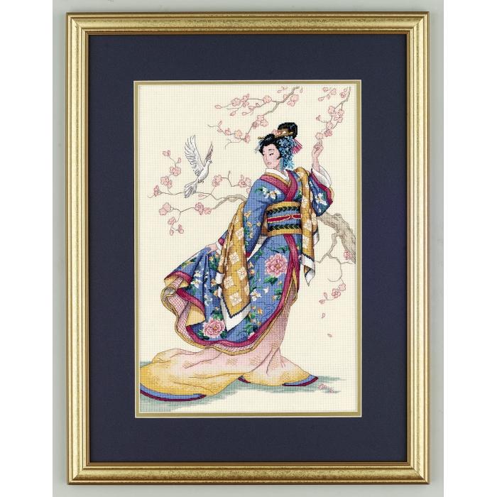 Набор для вышивания DIMENSIONS арт.DMS-03795 Восточная элегантность 30х46 см