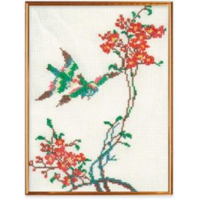 Набор для вышивания бисером КРОШЕ арт. В-063 Диспут 35х25 см