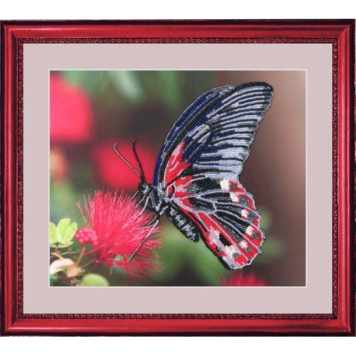 Набор для вышивания BUTTERFLY арт. 103 Бабочка 24х28 см