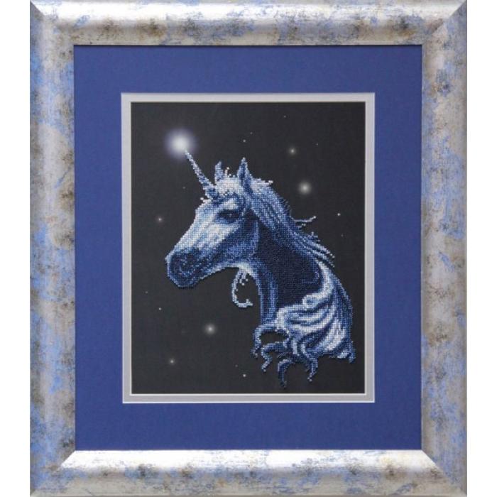 Набор для вышивания бисером КРАСА И ТВОРЧЕСТВО арт.40611 Мифы и легенды 1 17х21,4 см