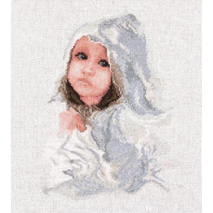 Набор для вышивания АЛИСЕНА арт.997 Под дождем 19х25 см