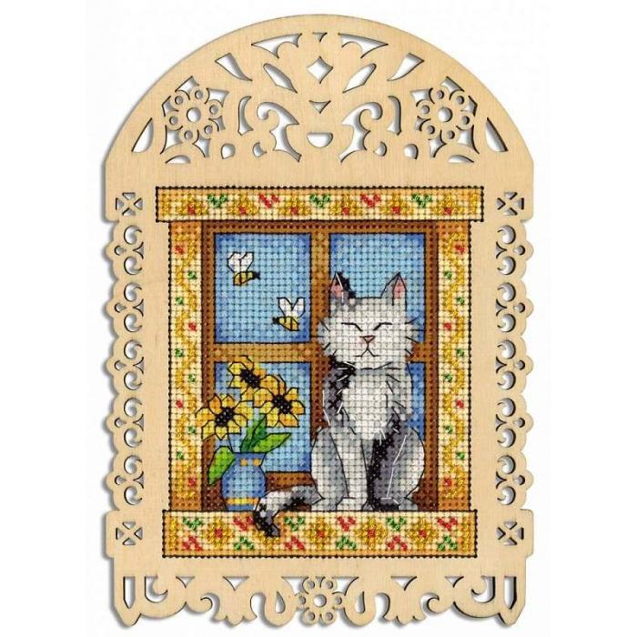 Набор для вышивания Щепка арт.О-004 Летний день 19х14/11х10 см