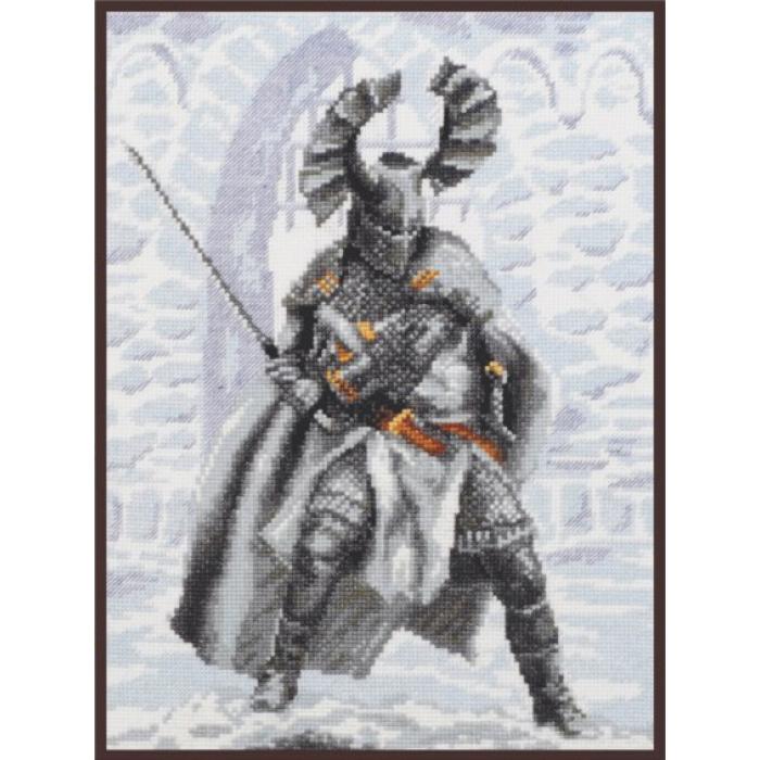 Набор для вышивания ПАЛИТРА арт.07.011 Проба меча 20х26 см