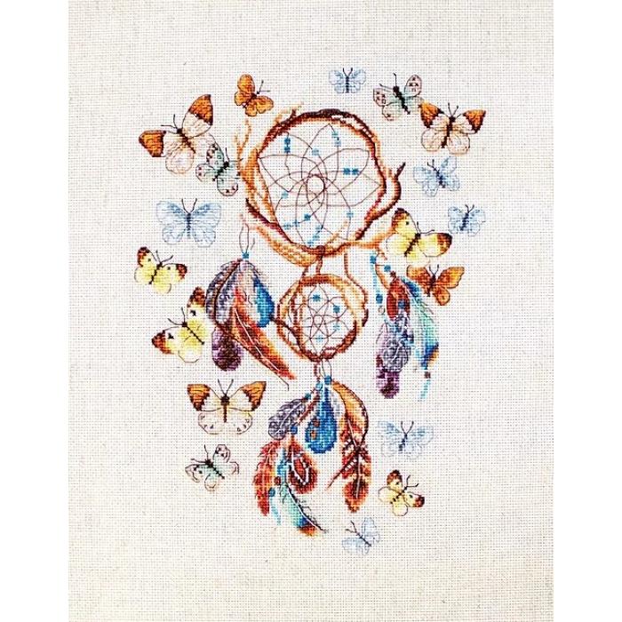 Набор для вышивания LETI арт. 922 27х20 см