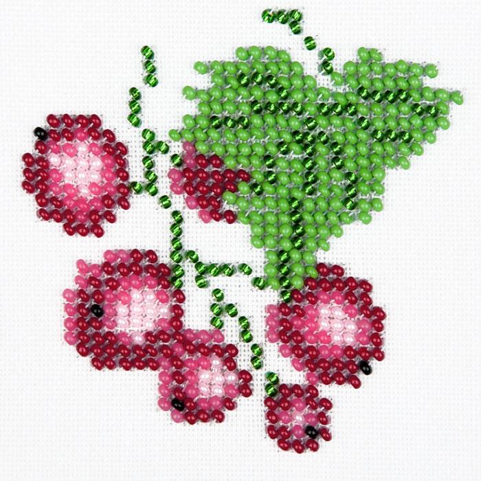Набор для вышивания бисером LOUISE арт. L450 Смородина 11х11