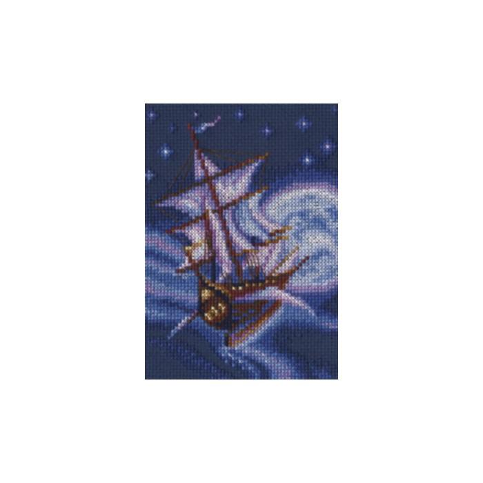 Набор для вышивания РТО арт.C243 Символ удачи 10,5х15 см