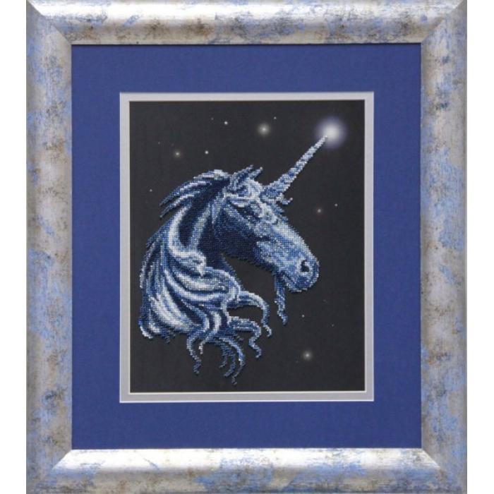 Набор для вышивания бисером КРАСА И ТВОРЧЕСТВО арт.30611 Мифы и легенды 17х22,3 см