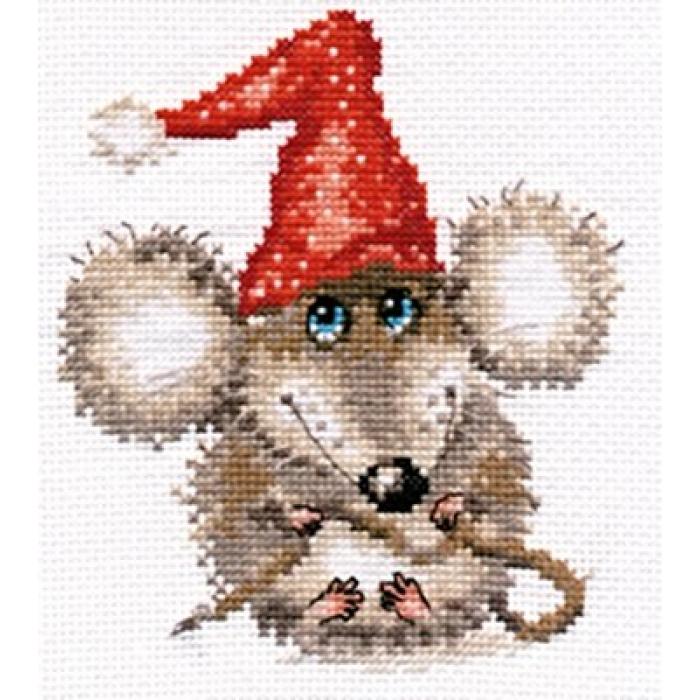 Набор для вышивания АЛИСА арт.0-103 Очаровашка 12х14 см