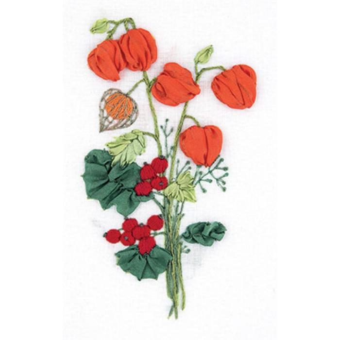 """Набор для вышивания PANNA """"Живая картина"""" арт. JK-2137 Красота осени 11х16 см"""