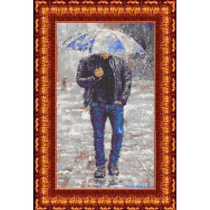 Канва с нанесенным рисунком КАРОЛИНКА арт. КК-027 К мечте 20х30 см