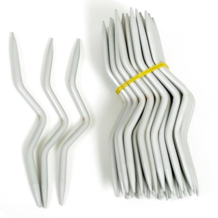 Спицы вспомогательные Maxwell Accessories для вязания косичек арт.TBY-СКТ-5, разм 5.0х120 мм
