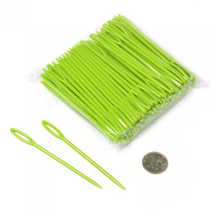 Иглы Maxwell Accessories для сшивания вязаных изделий арт.TBY.KN09 9 см