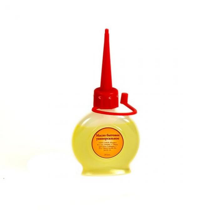 Масло смазочное бытовое RUNIS 2-004 универ. 20мл