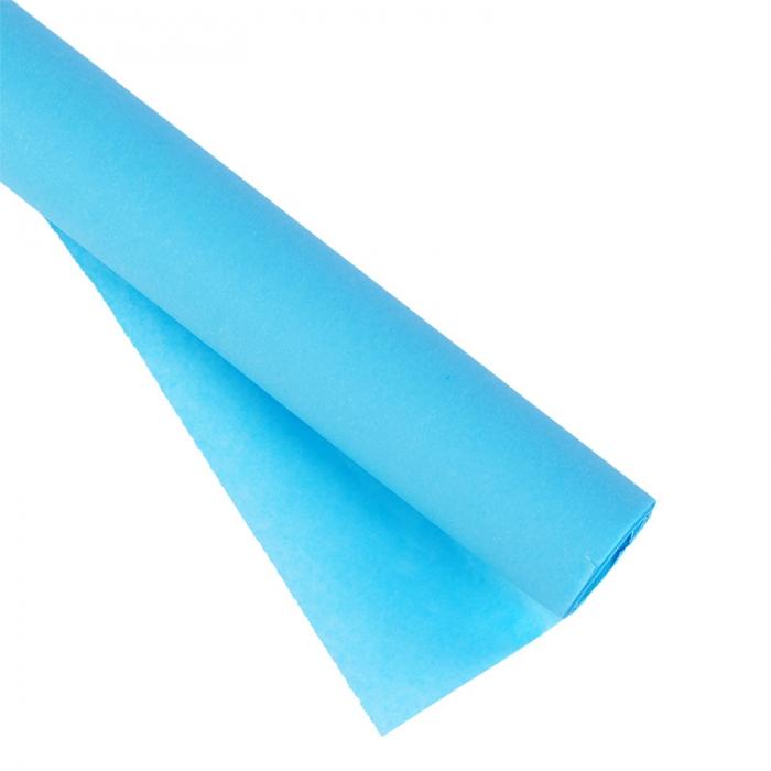 Пергамент голубой арт.49503 60г/м? рулон 49,5смх3м