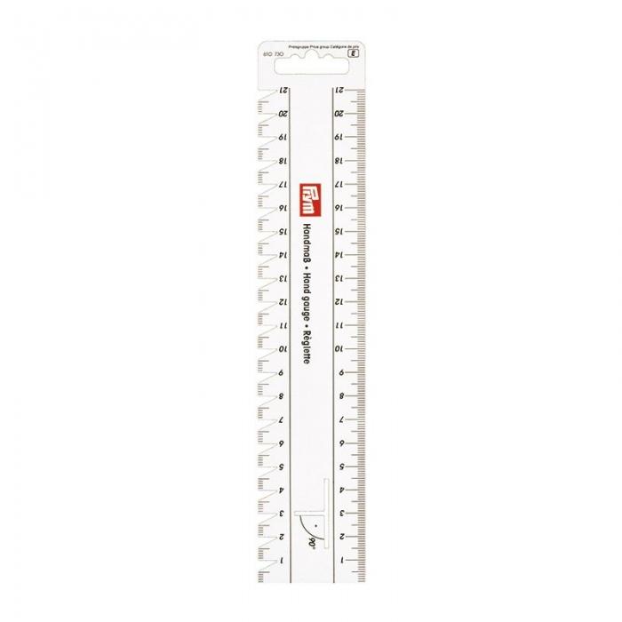 610730 PRYM Линейка д/разметки и измерения