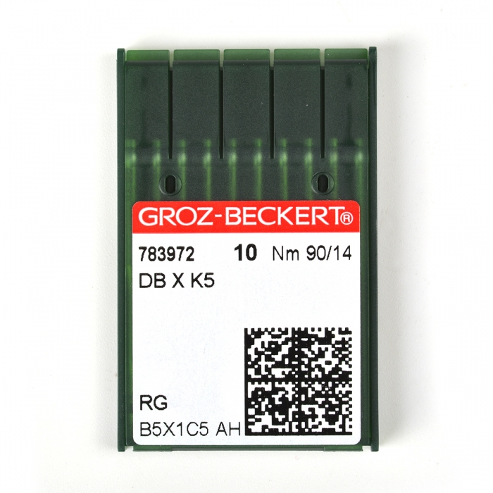 783982 Groz-Beckert Игла для ПШМ DBxK5 R №70 уп.10 игл