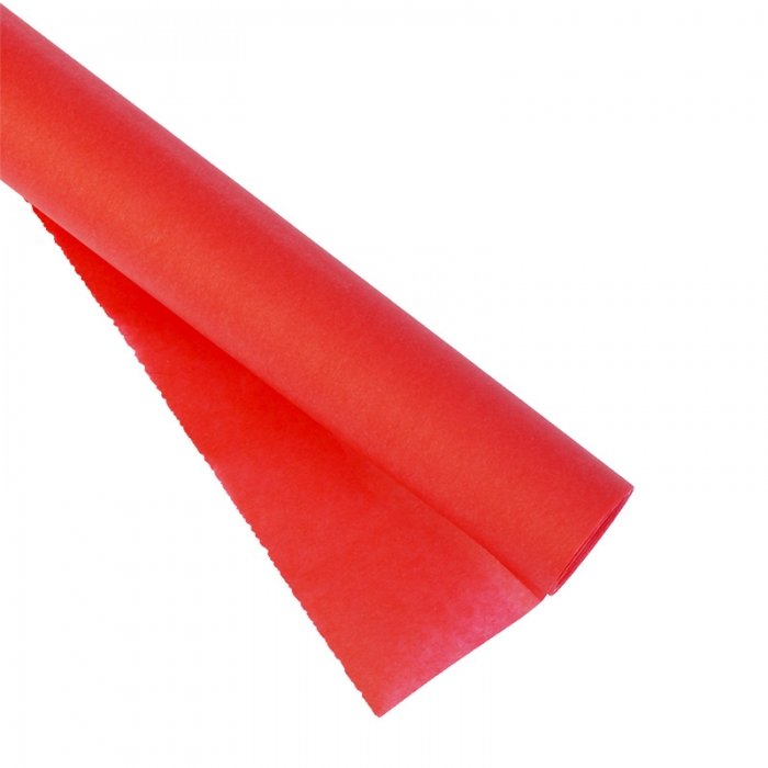 Пергамент красный арт.49503 60г/м? рулон 49,5смх3м