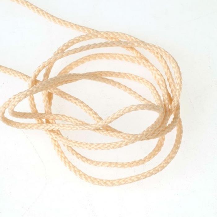 Шнур для мокасин, 1с-16, 1.5мм, цв. календула