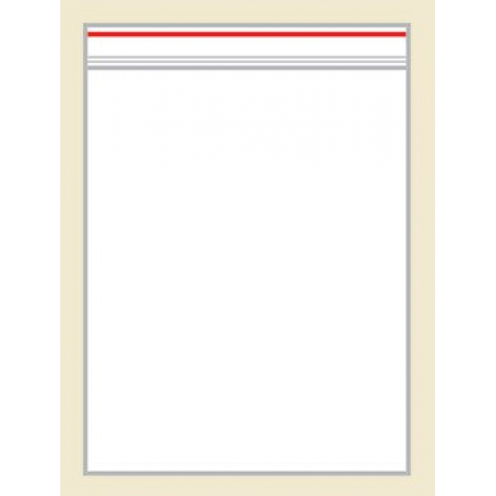 Пакет упак. полиэтиленовый с замком zip lock (зип лок) 40 мкм 20х30см уп.100шт