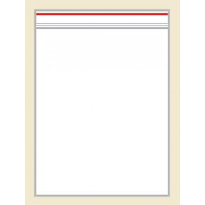 Пакет упак. полиэтиленовый с замком zip lock (зип лок) 40 мкм 15х22см уп.100шт