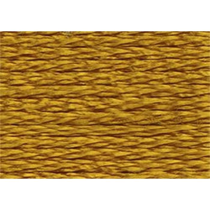 Нитки мулине DMC Satin (100% вискоза) 6х8м арт.1008F цв.S0976