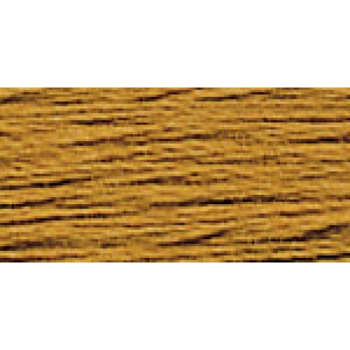 Нитки для вышивания Gamma мулине (0001-0206) 100% хлопок 24 x 8 м цв.0007 св.коричневый