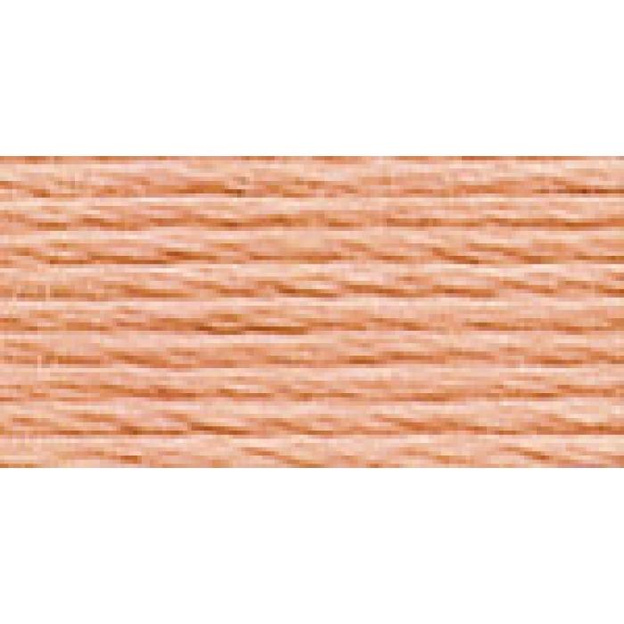 Нитки для вышивания Gamma мулине (0820-3070) 100% хлопок 24 x 8 м цв.3025 персик