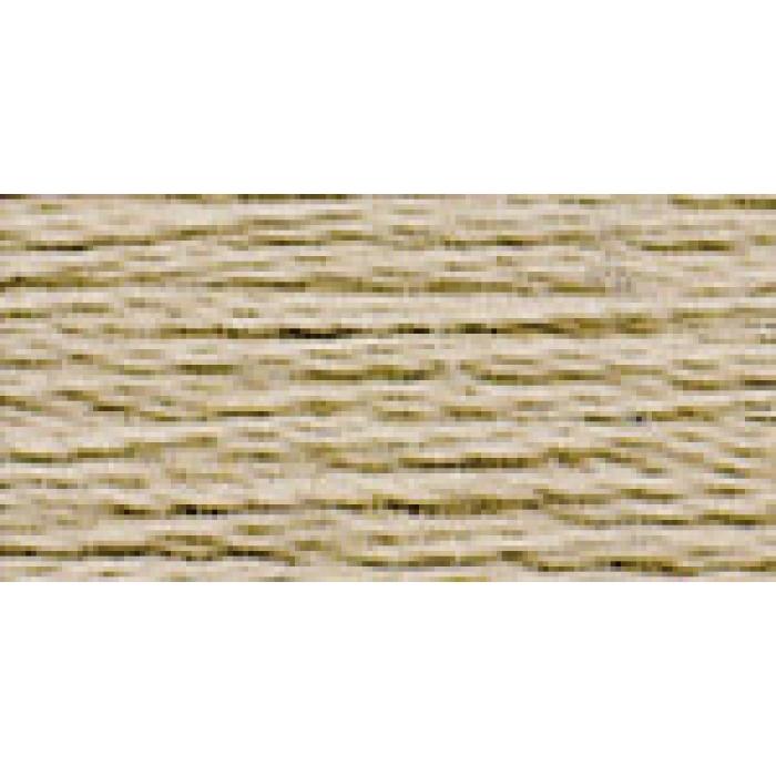 Нитки для вышивания Gamma мулине (0820-3070) 100% хлопок 24 x 8 м цв.3041 бежевый