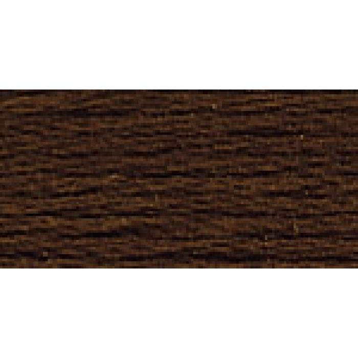 Нитки для вышивания Gamma мулине (0820-3070) 100% хлопок 24 x 8 м цв.0930 т.коричнев.