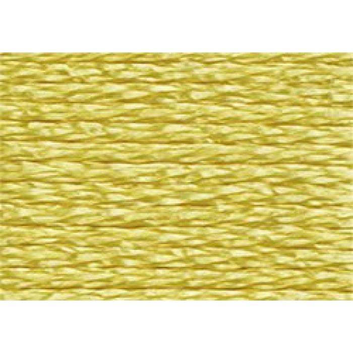 Нитки мулине DMC Satin (100% вискоза) 6х8м арт.1008F цв.S0726