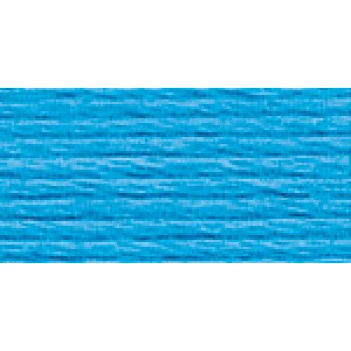 Нитки для вышивания Gamma мулине (3071-3172) 100% хлопок 24 x 8 м цв.3121 голубой