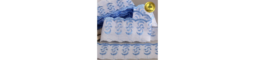 Кружево шитье