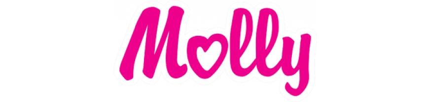 Раскраски по номерам Molly
