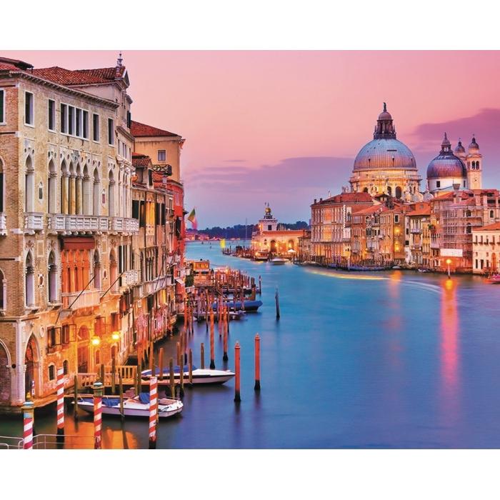 Картины по номерам Вид с моста Венеции MG2409 40х50 тм Цветной